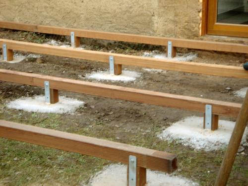 Bau Einer Holzterrasse : im und um haus und garten bau einer holzterrasse ~ Sanjose-hotels-ca.com Haus und Dekorationen